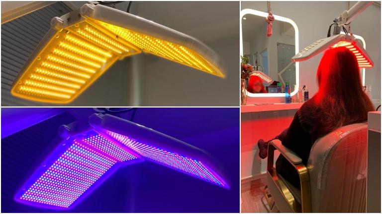 Photodynamic low-level light therapy