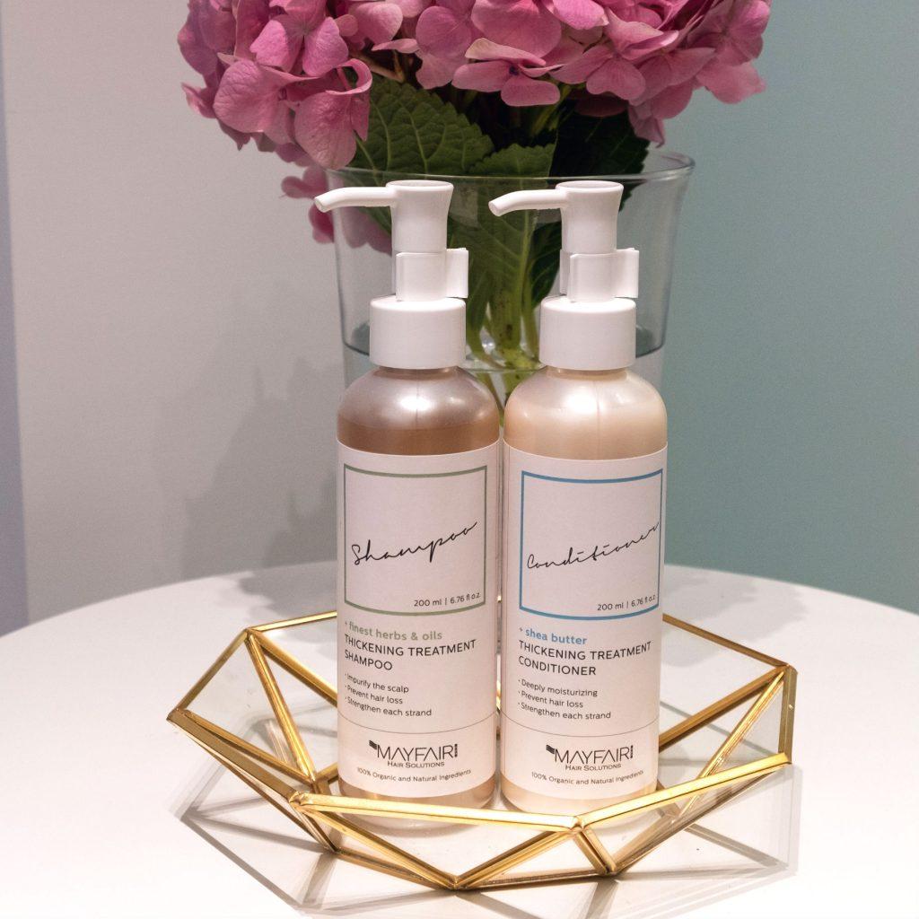 Mayfair Hair Solutions Thickening Shampoo